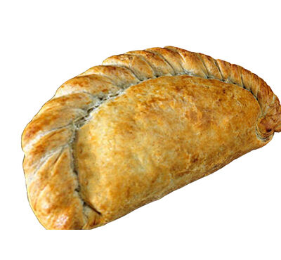 Cornish Steak Pasty - Large Baked
