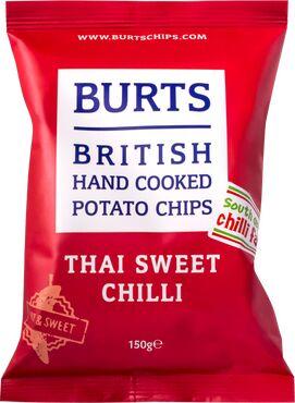 Burts Crisps - Thai Sweet Chilli 150g