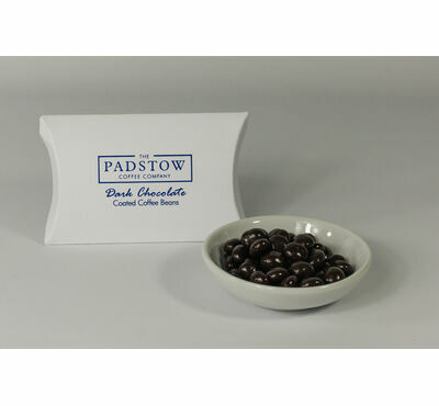 The Padstow Coffee Company Chocolate Covered Coffee Beans