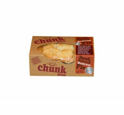 Chunk Devon Steak and Stilton Pie