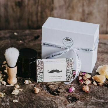 Dartmoor Soap Company Gentleman's Shaving Gift Set