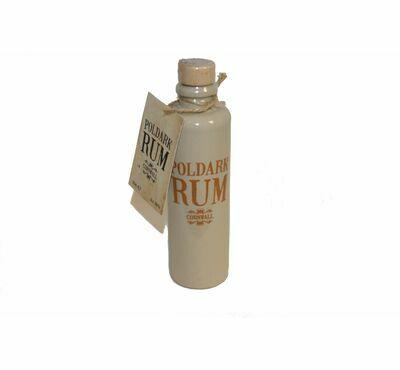 Cribbar Poldark Rum Tot - 20cl