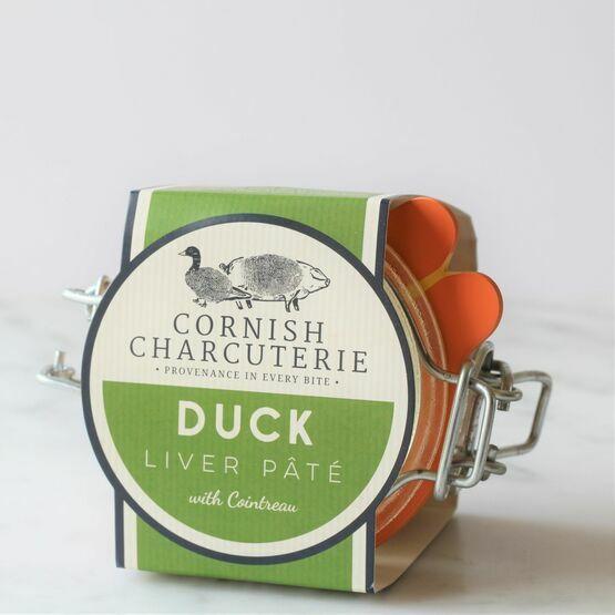 Cornish Charcuterie-Duck Pate with Cointreau Pâté