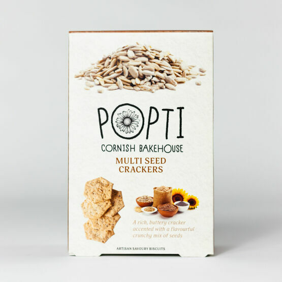 Popti Multi Seed Crackers