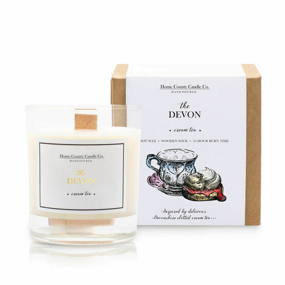 The Devon Cream Tea Candle
