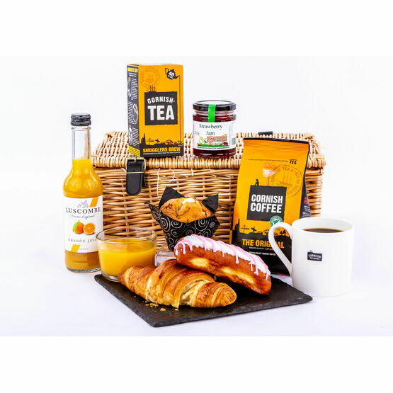 The Continental Breakfast Hamper
