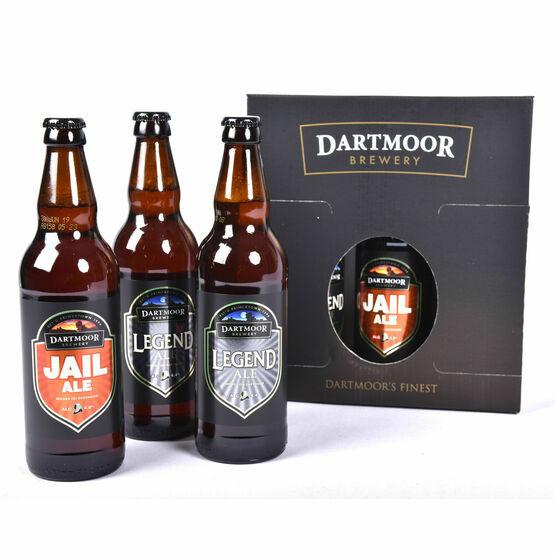 Dartmoor Brewery 3 Bottle Presentation Pack