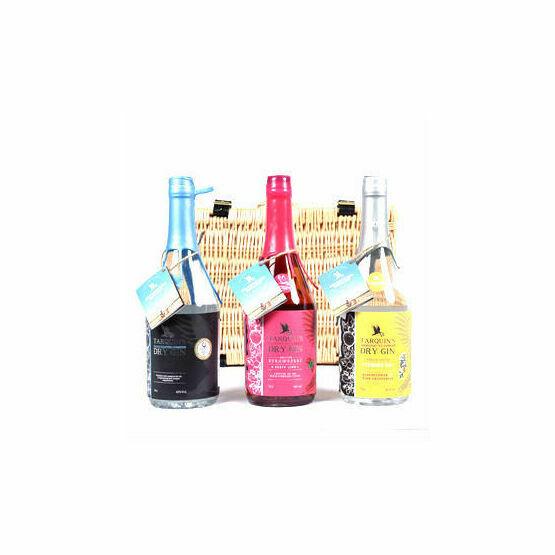 Three Kings Tarquin's Gin Hamper