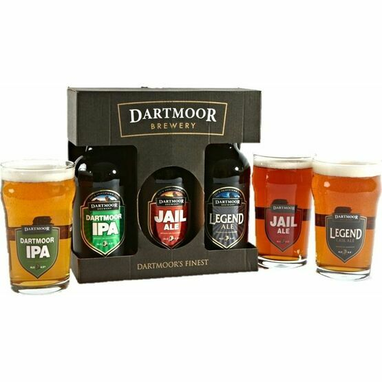 Dartmoor Ale Gift Set