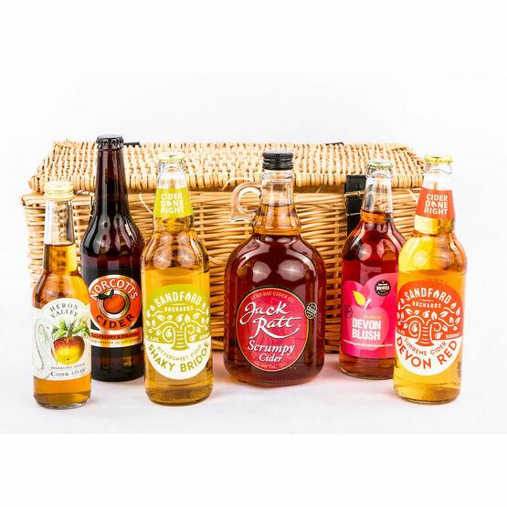 Devon Cider Hamper