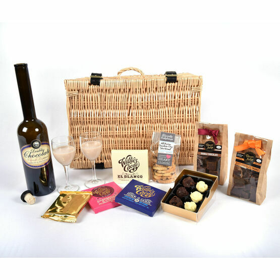 Totally Chocolate Hamper