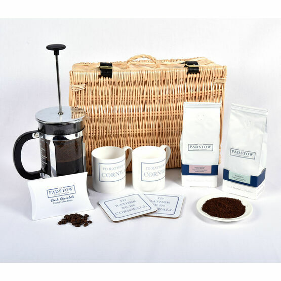 Cornish Coffee Lovers Hamper
