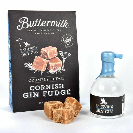 Miniature Gin And Fudge