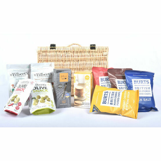 The Devon Savoury Snack Hamper