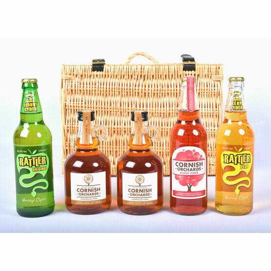 Cornish Cider Hamper