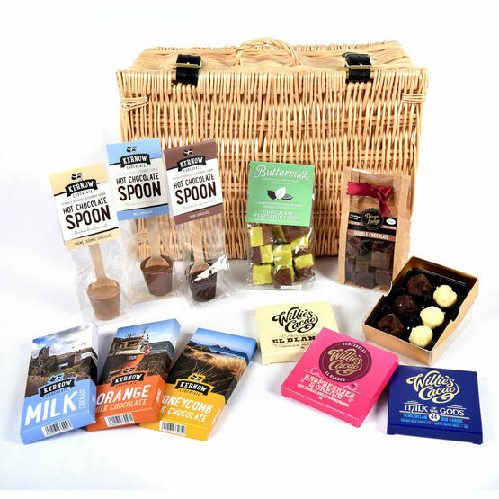 Devon and Cornish Chocolate Hamper