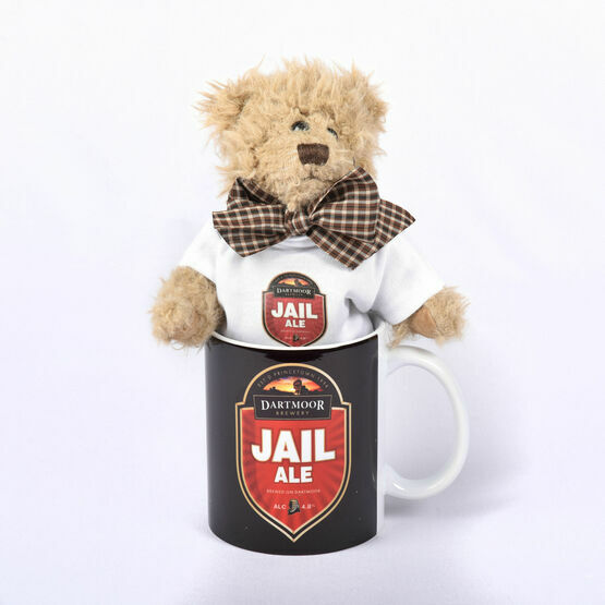 Dartmoor Jail Ale Ted and Jail Ale Mug
