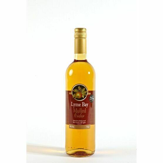 Lyme Bay Mulled Cider 75 cl