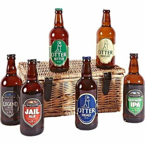 Six Devon Ales Hamper