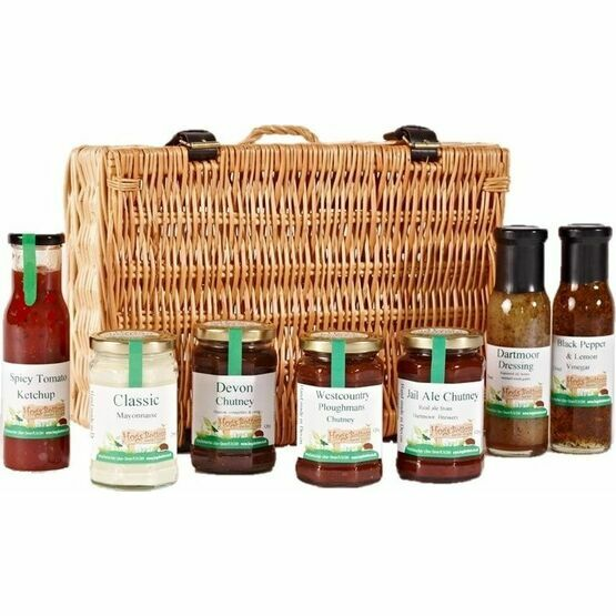 Devon Chutney, Ketchup, Dressings and Mayo Hamper